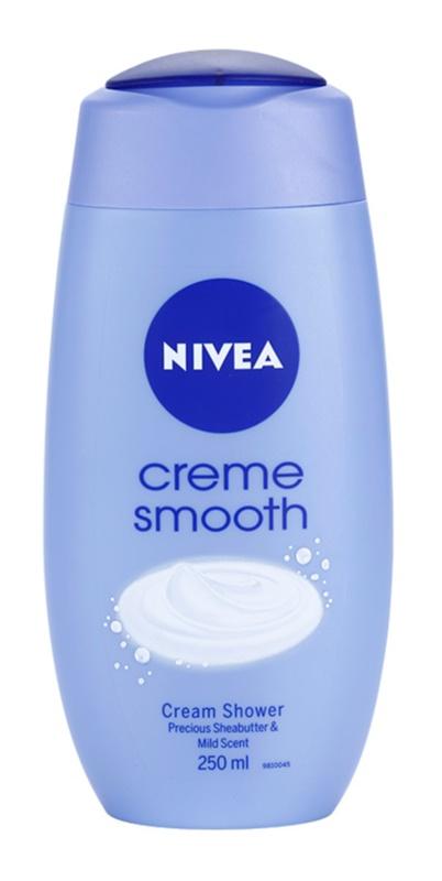 Nivea Creme Smooth sprchový krém