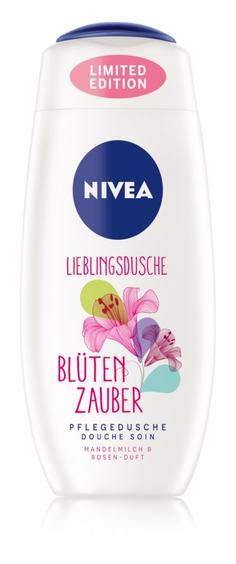 Nivea Care & Roses Duschgel