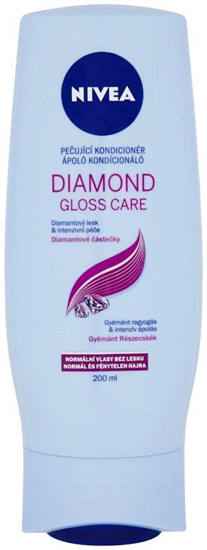 Nivea Diamond Gloss Conditioner  voor Futloss Haar zonder Glans