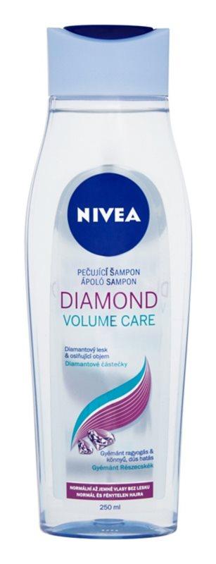 Nivea Diamond Volume szampon nadający objętość i blask