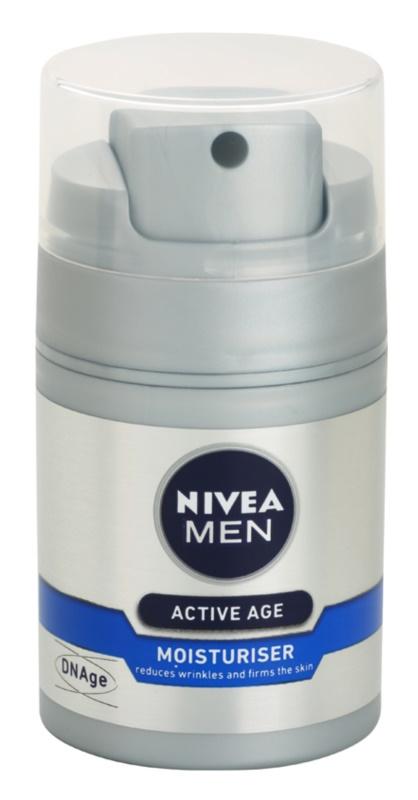 Nivea Men DNAge крем для обличчя проти зморшок