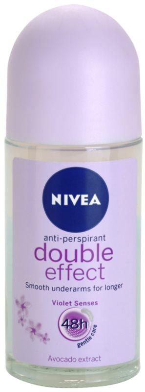 Nivea Double Effect рол- он против изпотяване