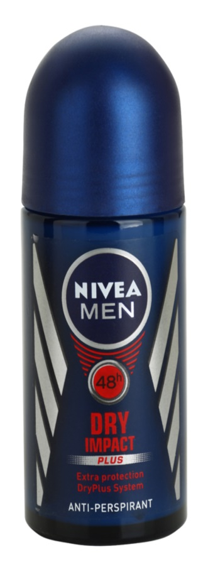 Nivea Men Dry Impact antitranspirante roll-on