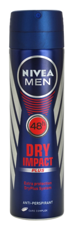 Nivea Men Dry Impact Deodorant Spray