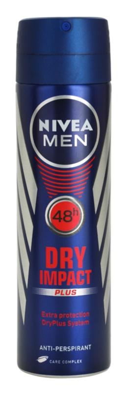 Nivea Men Dry Impact dezodorant v spreji