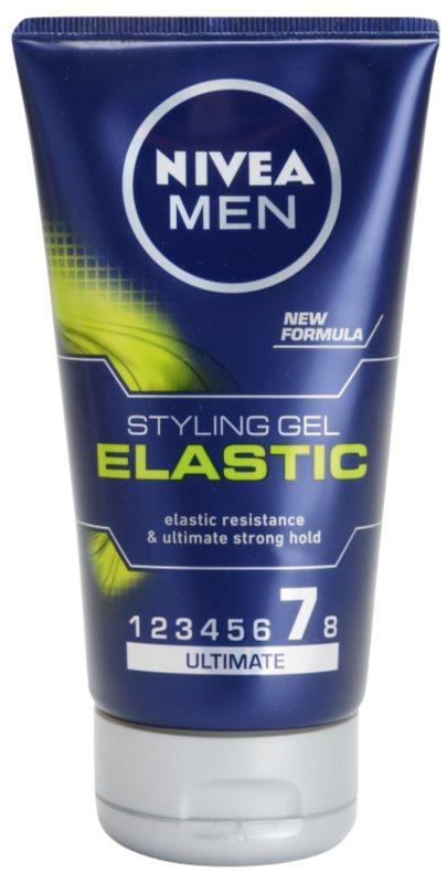 Nivea Men Elastic gel para el cabello fijación extrema