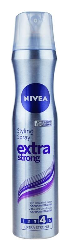 Nivea Extra Strong lakier do włosów