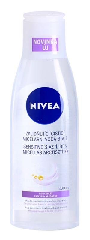 Nivea Face micelárna čistiaca voda pre citlivú pleť