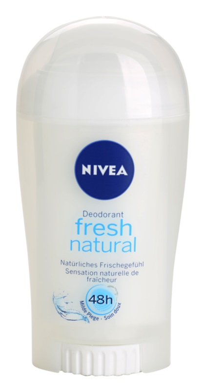 Nivea Fresh Natural tuhý deodorant