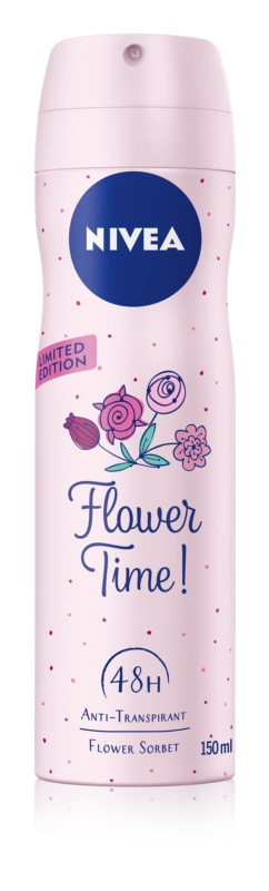 Nivea Flower Time! Antiperspirant