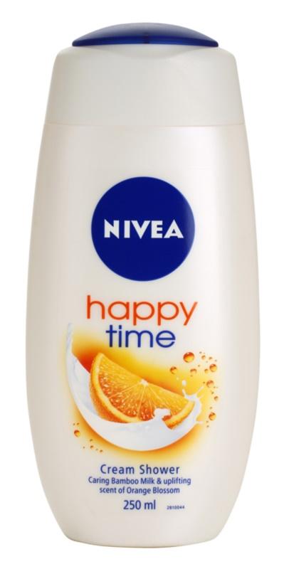 Nivea Happy Time crema de ducha