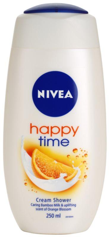 Nivea Happy Time Крем для душу