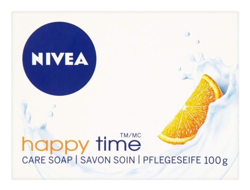 Nivea Happy Time Feinseife