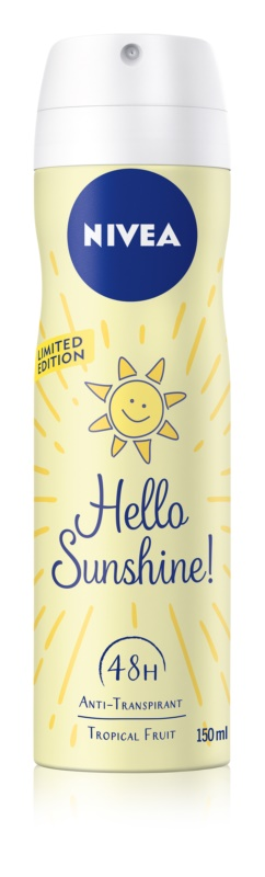 Nivea Hello Sunshine! Antiperspirant