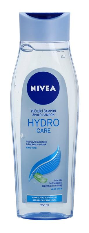Nivea Hydro Care ošetrujúci šampón s aloe vera