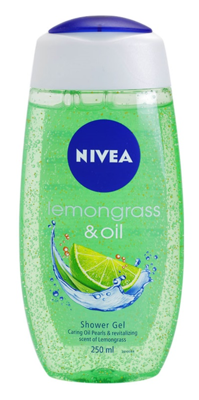 Nivea Lemongrass & Oil sprchový gel