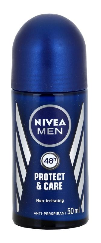 Nivea Men Protect & Care Antiperspirant Roll-On For Men
