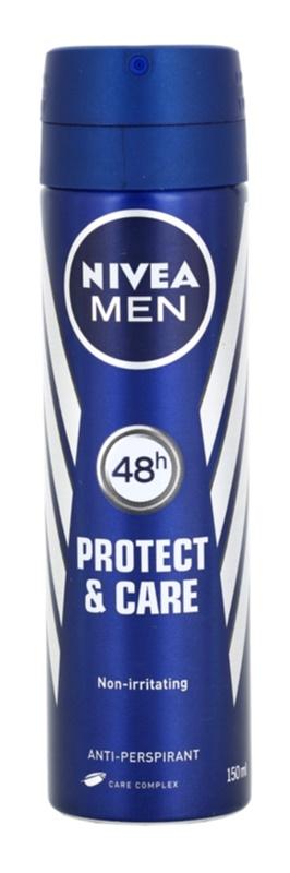 Nivea Men Protect & Care dezodorant v pršilu