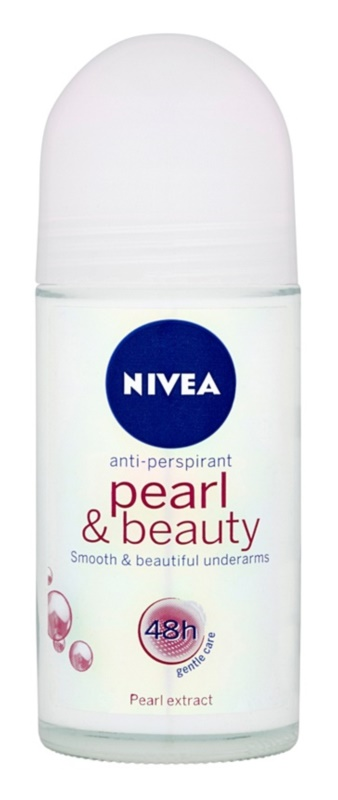 Nivea Pearl & Beauty Antiperspirant Roll-On