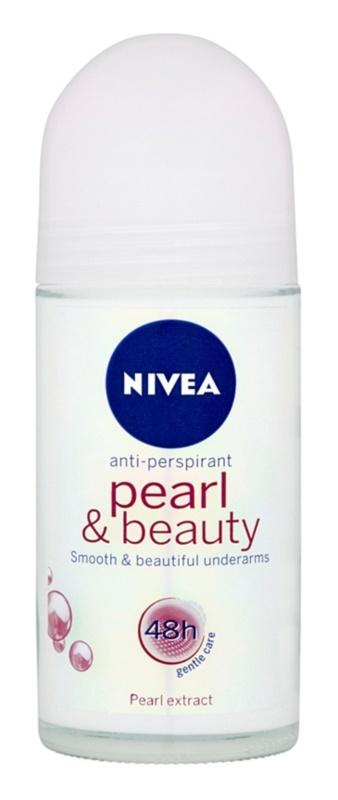 Nivea Pearl & Beauty кульковий антиперспірант