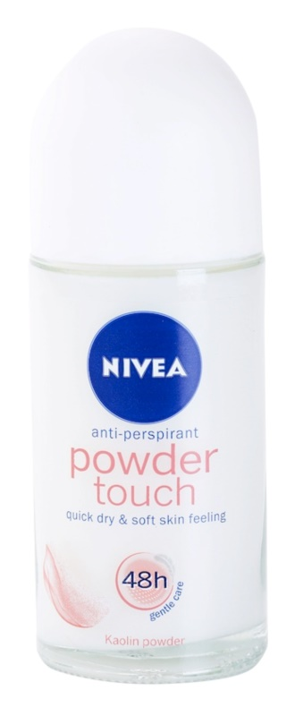 Nivea Powder Touch Antitranspirant-Deoroller