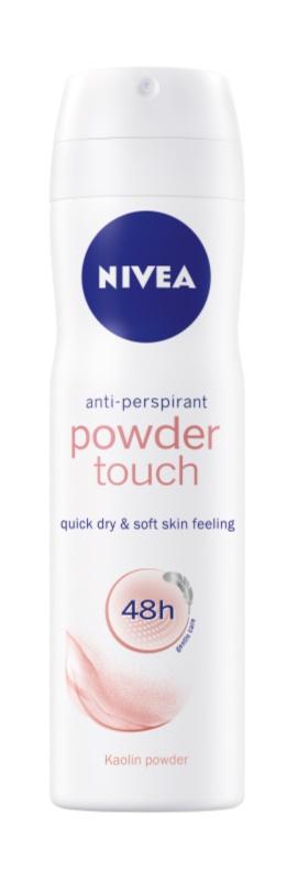 Nivea Powder Touch antiperspirant v pršilu