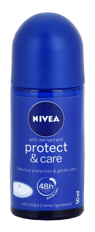 Nivea Protect & Care Antiperspirant Roll-On For Women