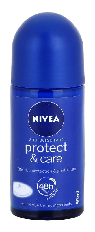 Nivea Protect & Care antiperspirant roll-on pre ženy
