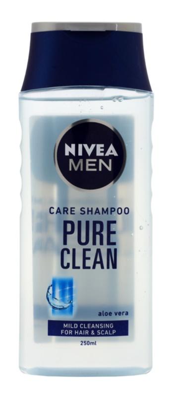Nivea Men Pure Clean šampon pro normální vlasy