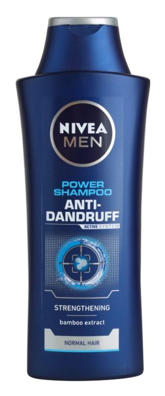 Nivea Men Power šampon proti lupům pro normální vlasy