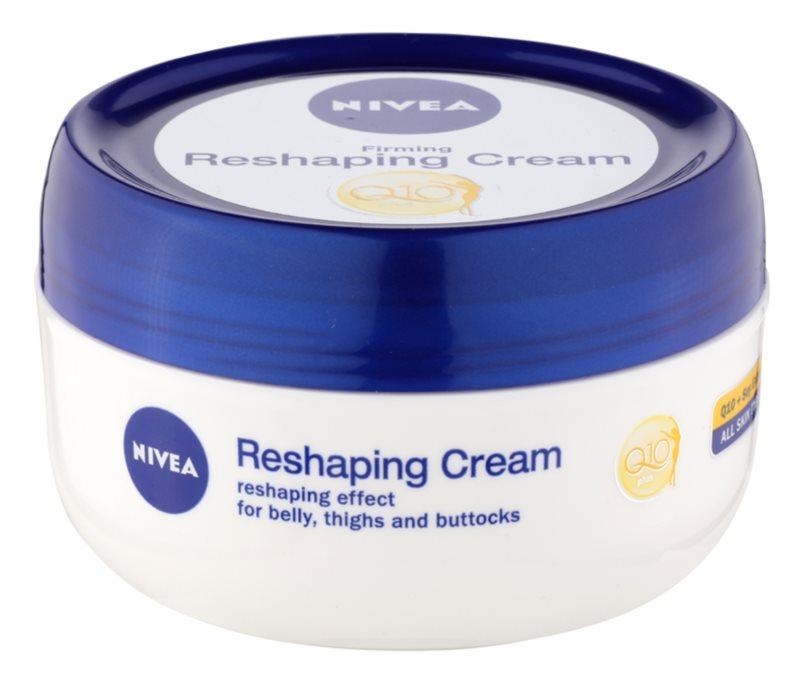 Nivea Q10 Plus Remodeling Body Cream