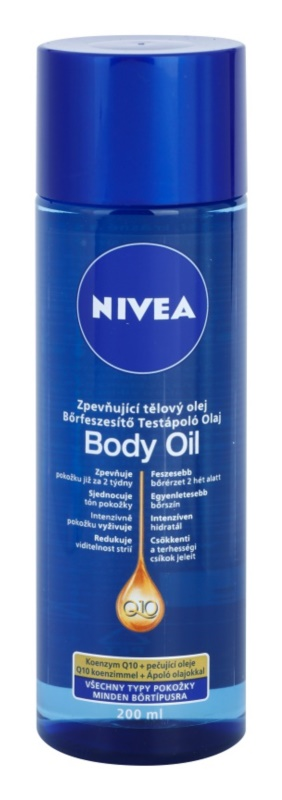 Nivea Q10 Plus Firming Body Oil For All Types Of Skin