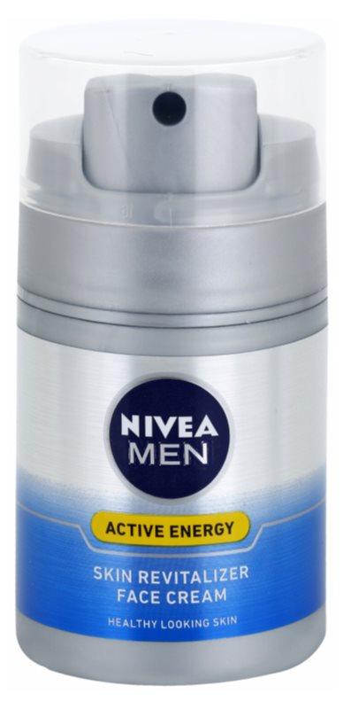 Nivea Men Revitalising Q10 pleťový krém pre suchú pleť