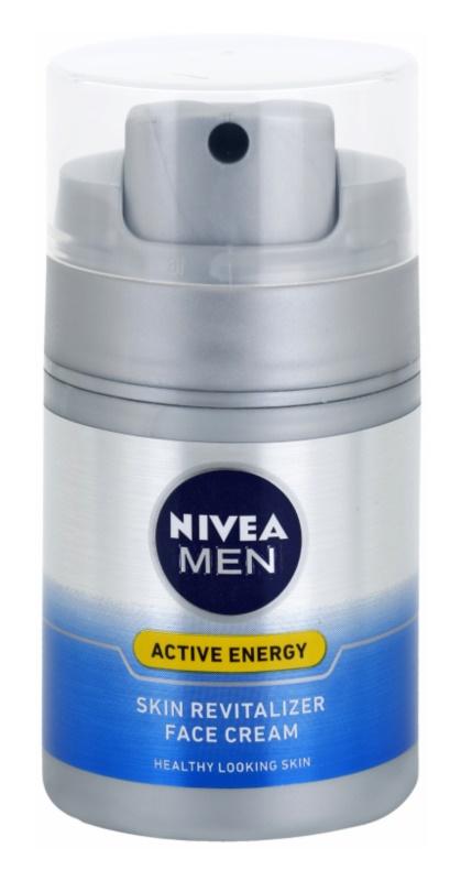 Nivea Men Revitalising Q10 pleťový krém pro suchou pleť