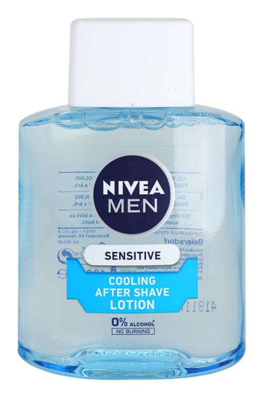 Nivea Men Sensitive lotion après-rasage pour peaux sensibles