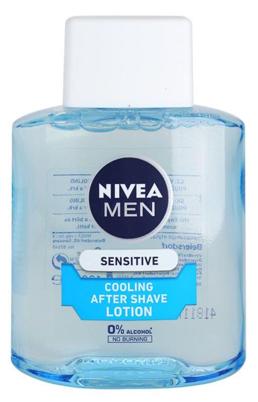 Nivea Men Sensitive voda za po britju za občutljivo kožo