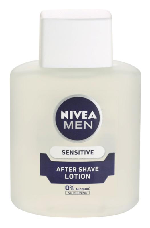 Nivea Men Sensitive loción after shave