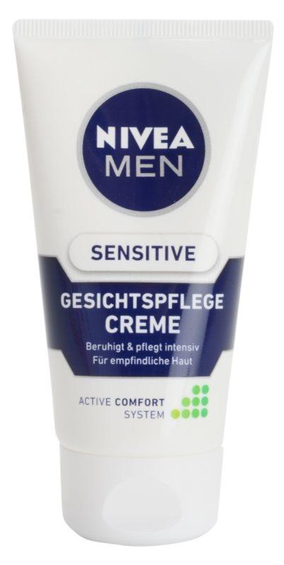 Nivea Men Sensitive creme apaziguador para pele sensível
