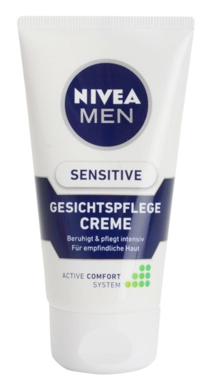 Nivea Men Sensitive krem kojący dla cery wrażliwej