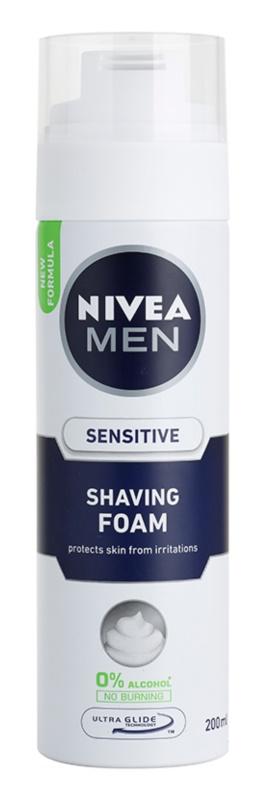 Nivea Men Sensitive pena na holenie