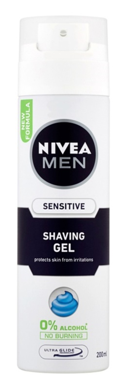 Nivea Men Sensitive gel za britje