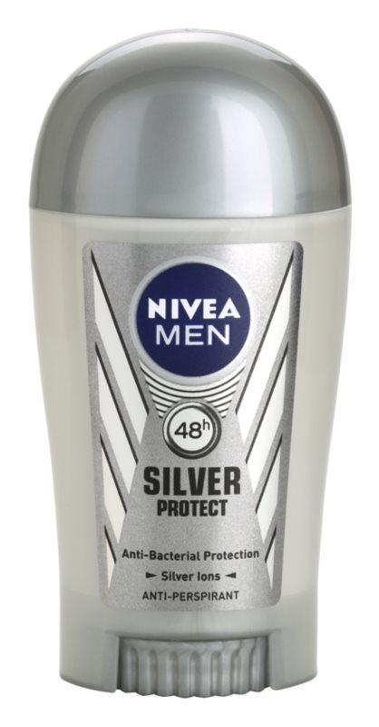 Nivea Men Silver Protect antitranspirante
