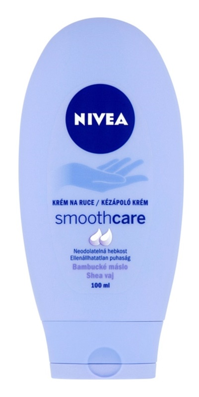 Nivea Smooth Care crema de manos