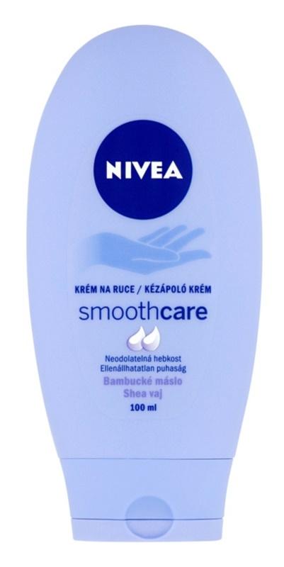 Nivea Smooth Care крем для рук