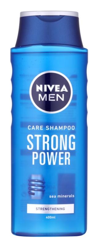Nivea Men Strong Power champô reforçador