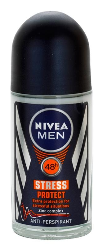 Nivea Men Stress Protect кульковий антиперспірант для чоловіків