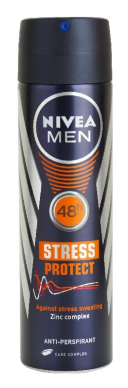 Nivea Men Stress Protect antiperspirant v spreji pre mužov