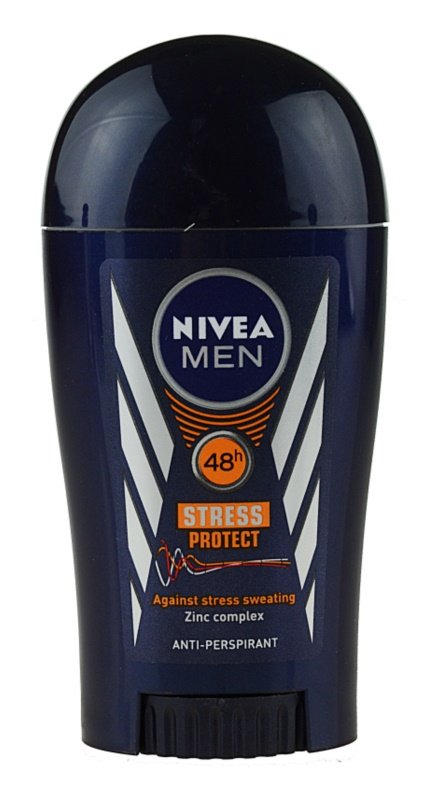 Nivea Men Stress Protect antitranspirantes para homens