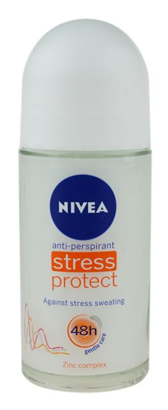 Nivea Stress Protect antitranspirante roll-on