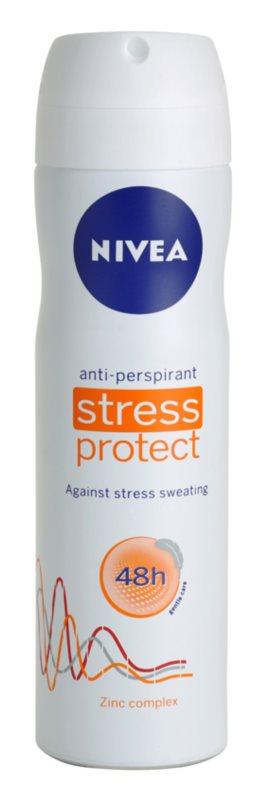 Nivea Stress Protect antiperspirant v spreji